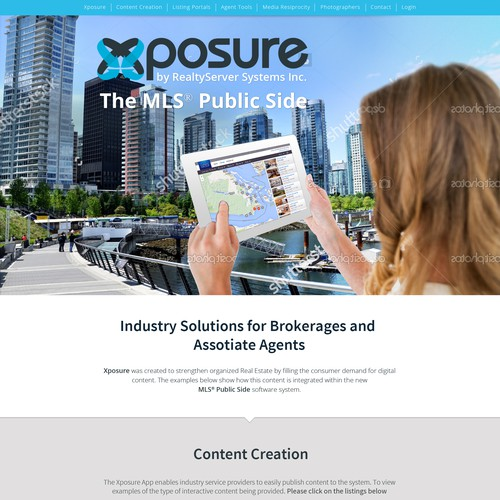 Multimedia Website