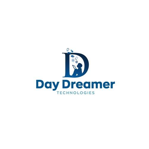 Day Dreamer Technologies logo design