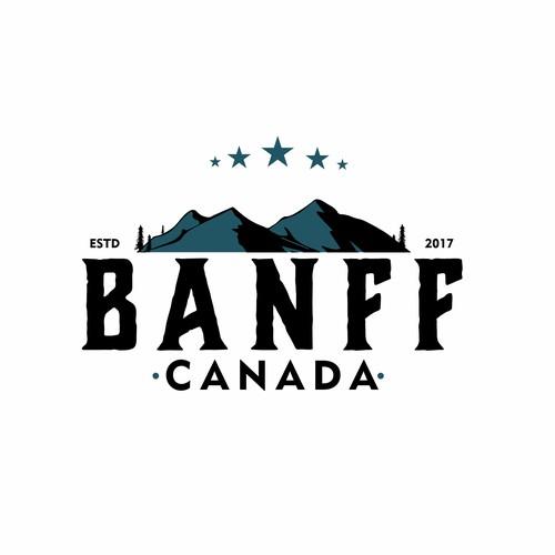 Banff Canada needs a new logo
