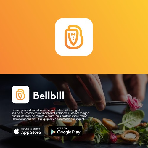 App Icon Design for Bellbill