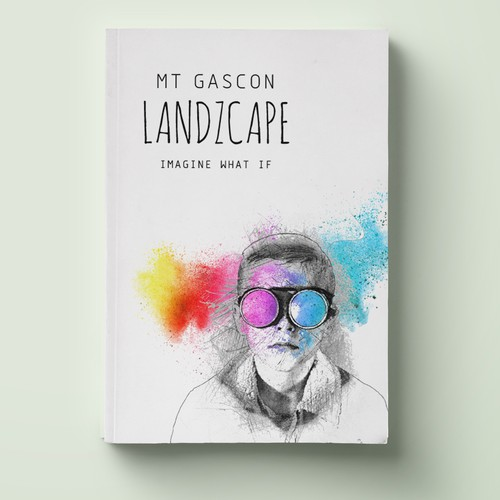 Audacious Book Cover Design