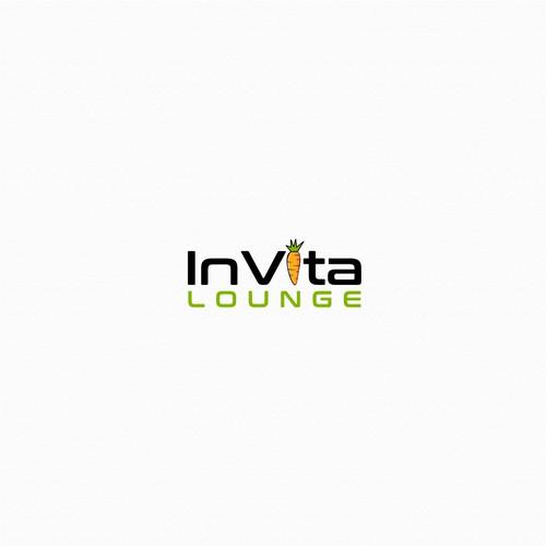 InVita Lounge logo concept.