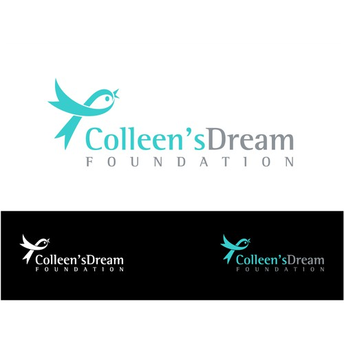 Help Colleen's Dream Foundation with a new logo
