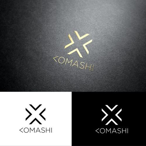 Comashi Logo design