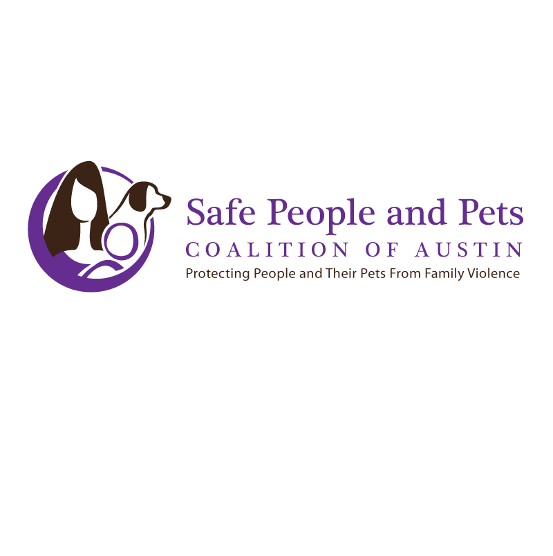 Create the next logo for Safe People and Pets Coalition of Austin