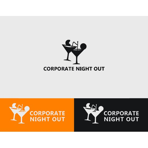 Create the next logo for Corporate Night Out