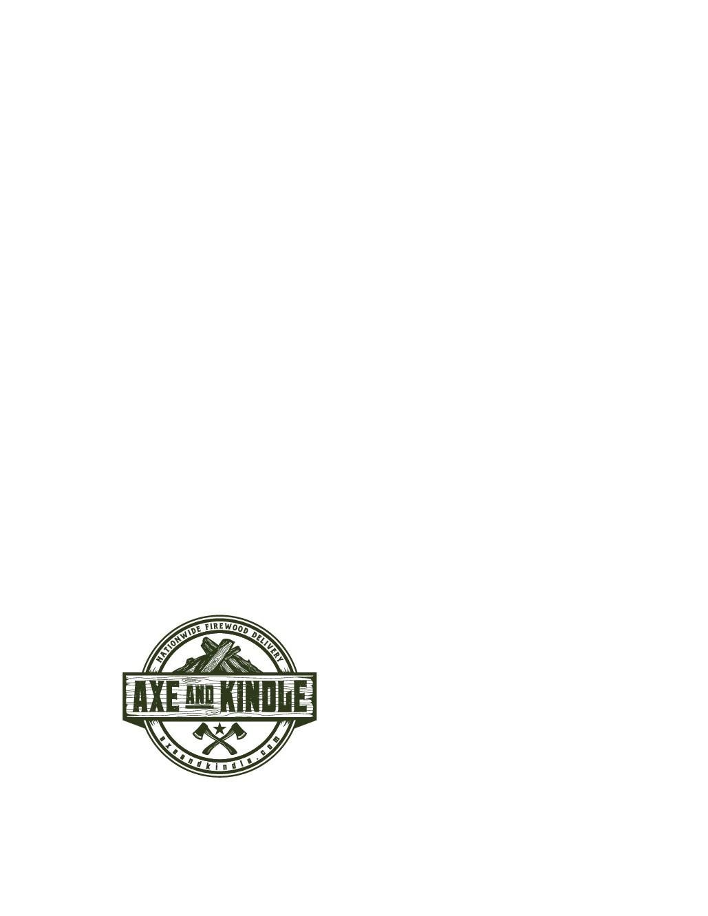 Help me create a logo for our nationwide firewood delivery company