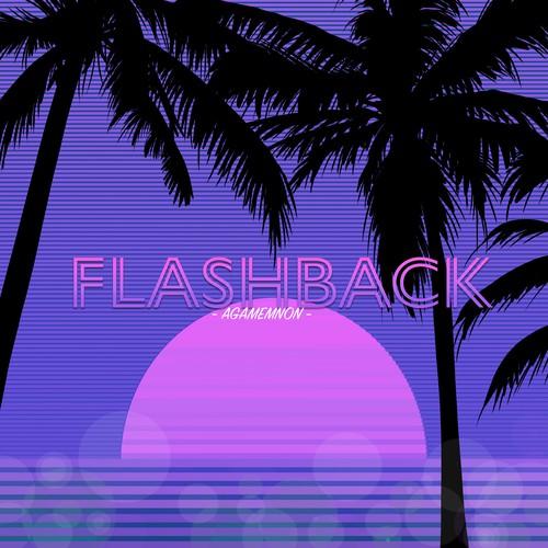 Concept pochette album Sunset
