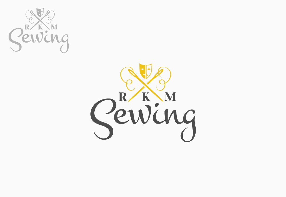 RKM Sewing needs a new logo