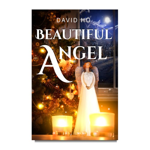 Book cover BEAUTIFUL ANGEL