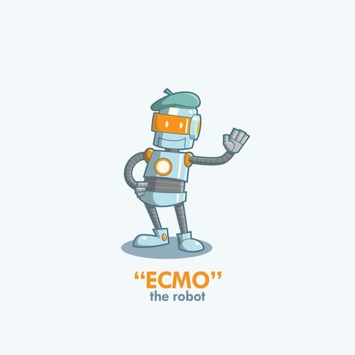 ECMO the robot