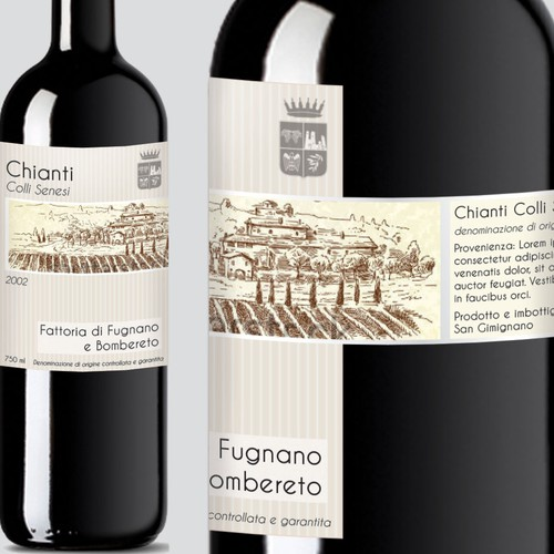 Chianti label 2