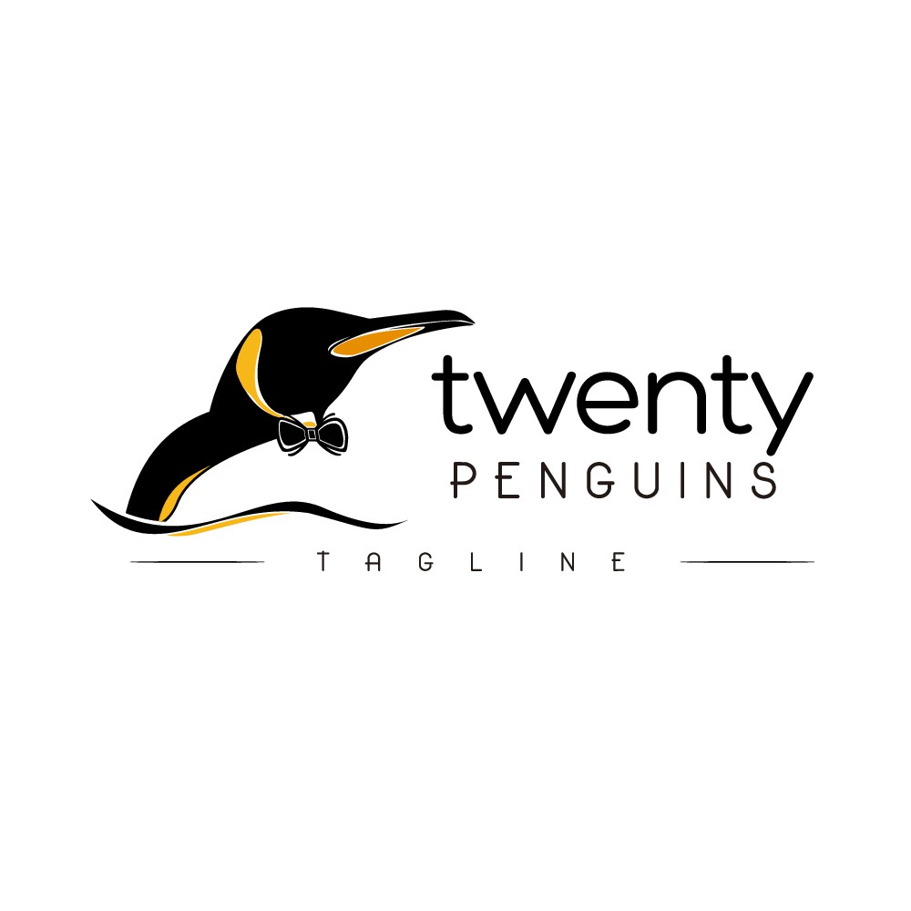 Can you get Twenty Penguins excited about a cool logo?