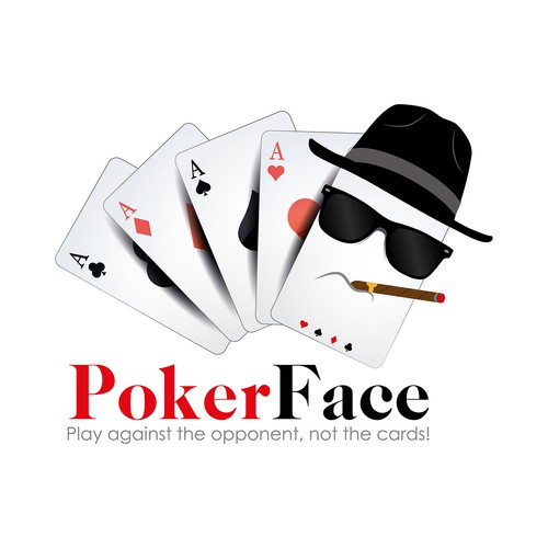 ***NEW LOGO*** for a start-up online Poker room (play with real money)