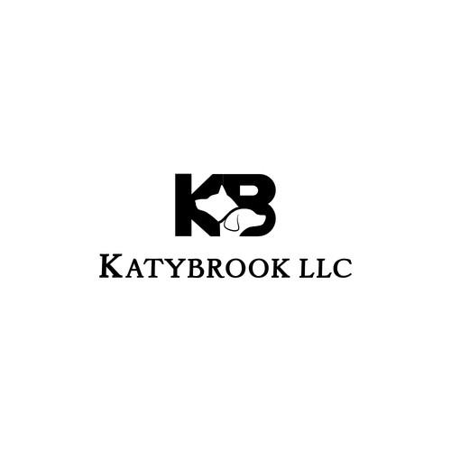 Negative Space Concept for Katybrook Logo