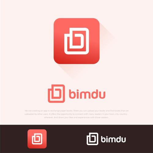 Logo and App Icon for Bimdu
