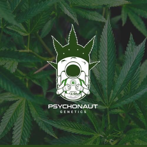 Logo for premium cannabis company