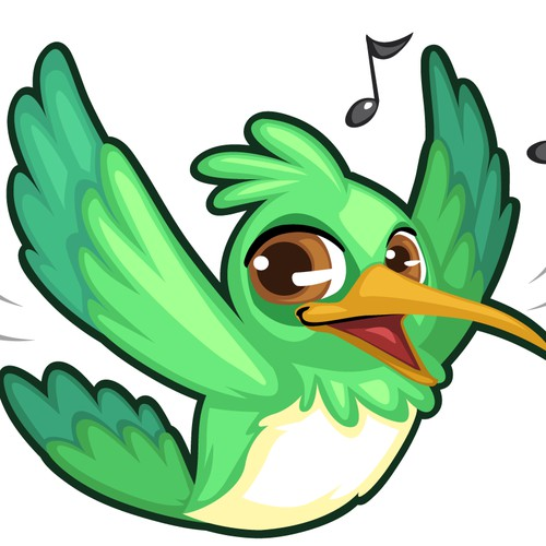 hummingbird concept