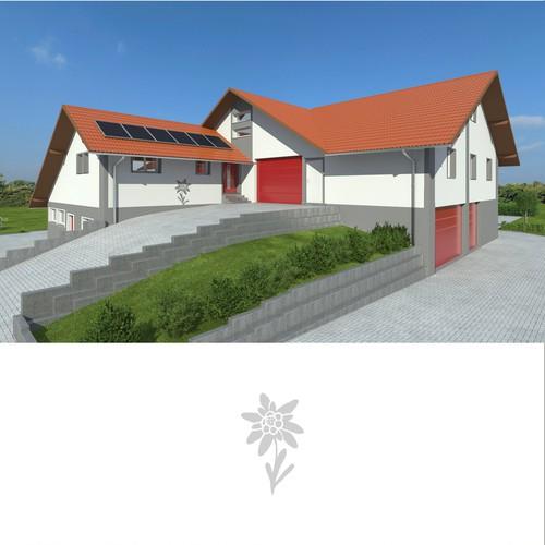 Fassaden Entwurf