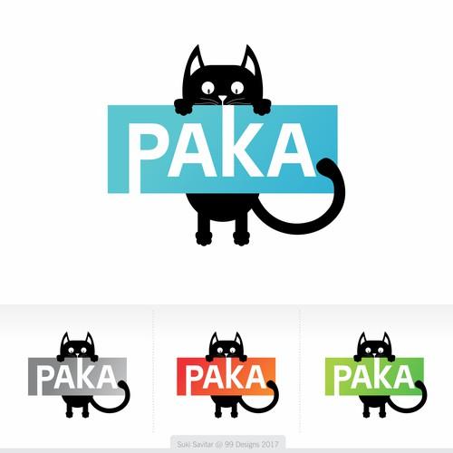 Logo Concept for Paka