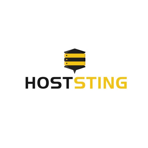 Hosting site logo