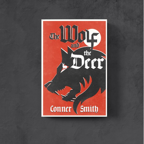 'The Wolf and the Deer' book cover