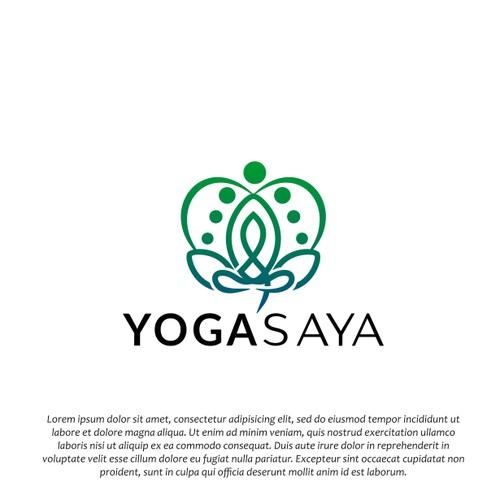 Design Logo YOGASAYA