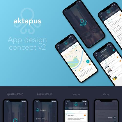 Aktapus Pro