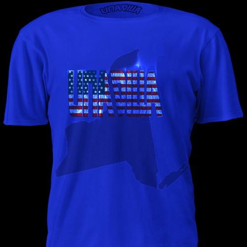 Tee shirt design entry for Unadilla Motorsports.