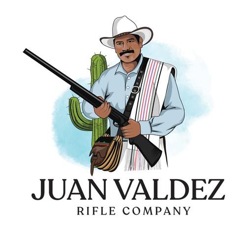 Juan Valdez logo design