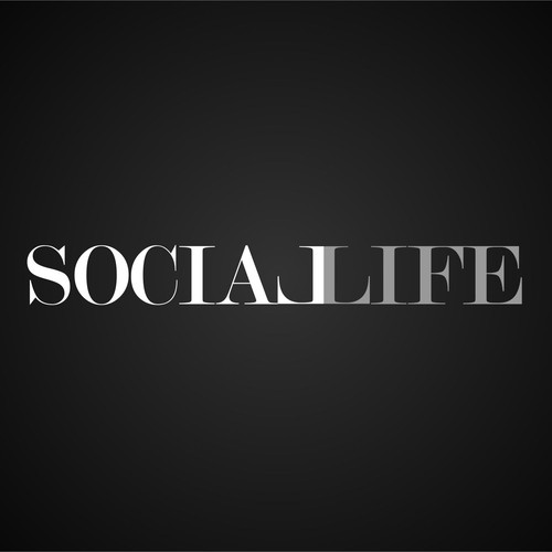 Social Media Advertising Agency letter logo