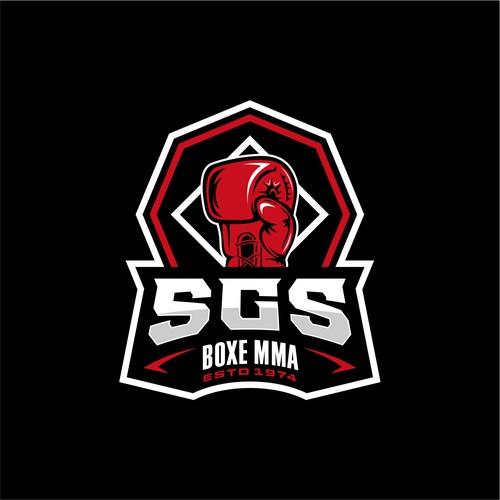 Winner of SGS BOXE MMA Contest