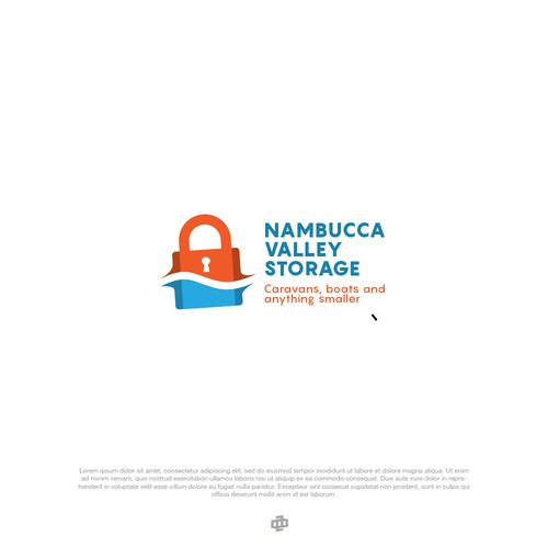 Nambucca Valley Storage Logo