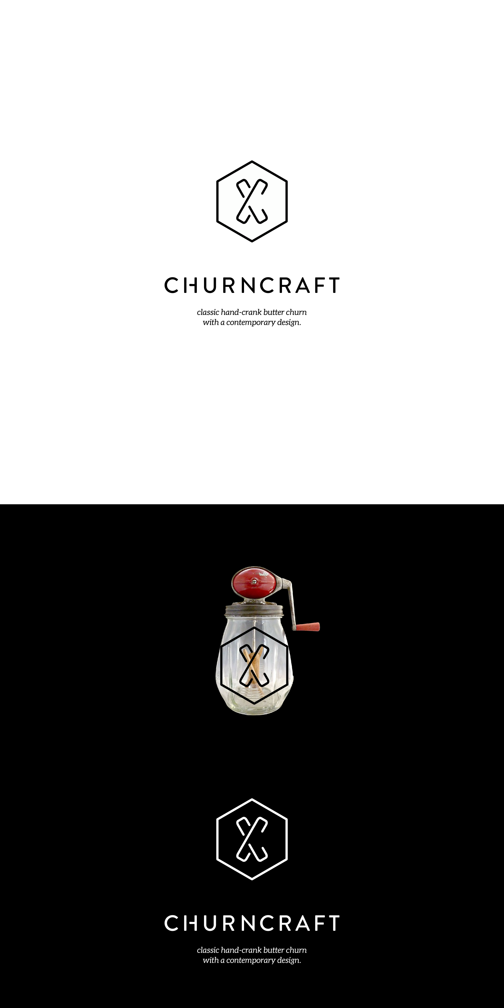 Create a logo for a high-end artisanal kitchen device!