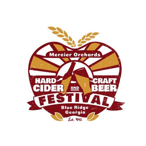 Mercier Orchards Festival Logo
