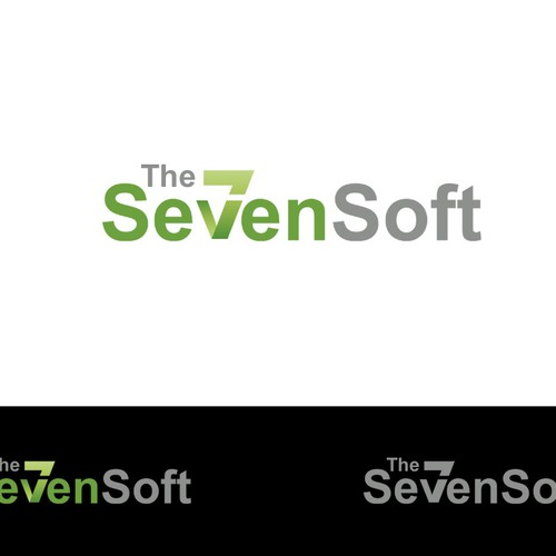 Help The Seven Soft with a new logo