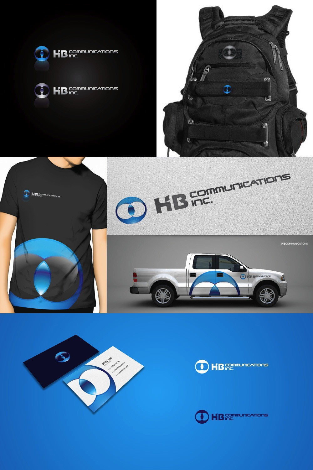 New logo wanted for HB Communications