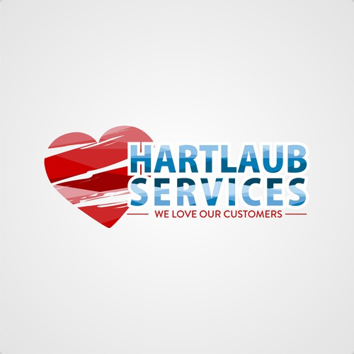 Logo for Hartlaub Services