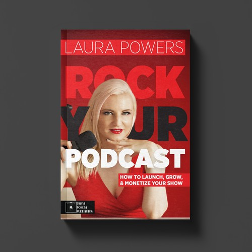 Rock Your Podcast Concept Cover