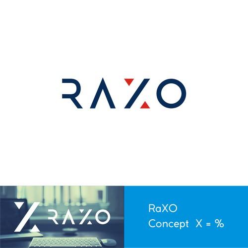 Logo concept for RaXO