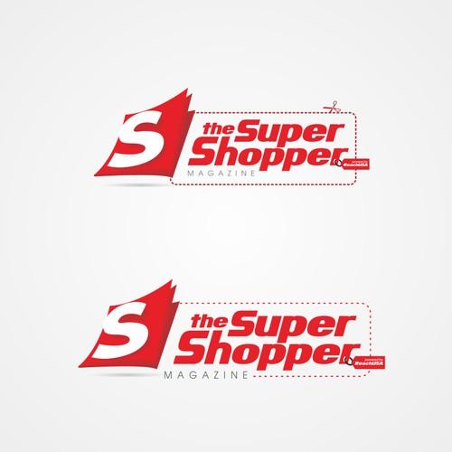 Logo for The Super Shopper Magazine