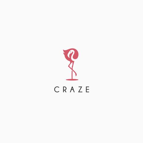 Craze logo design