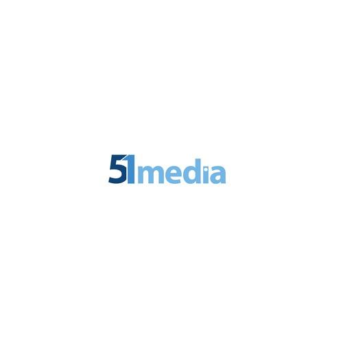 Logo 51 media