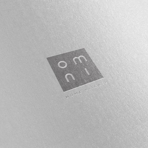 Logo Design for Omni Home Kitchen