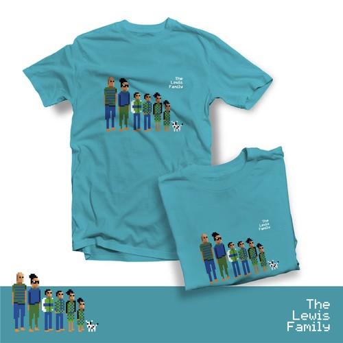 The Lewis Family T-Shirt