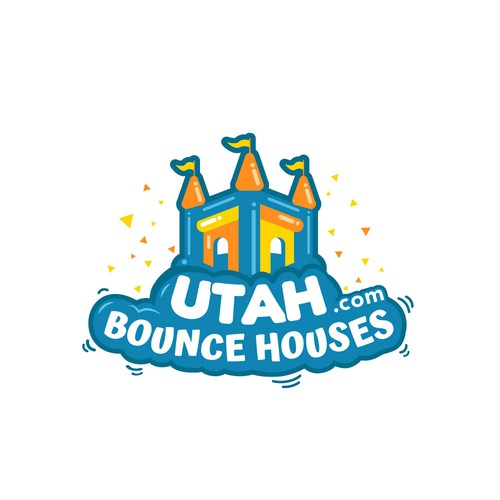 Winner Logo for one of the most popular bounce house companies in the USA