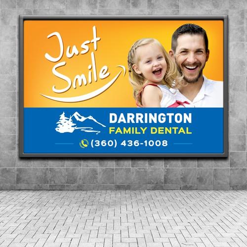 Happy & Fun billboard deisgn