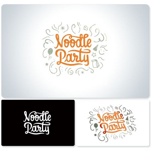 Noodle Party is looking for a fun, epic and modern new logo design!