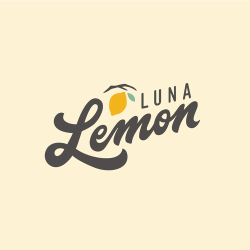 Luna Lemon Logo