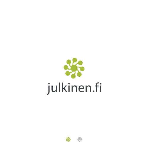 Logo design for julkinen.fi